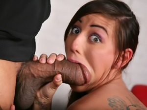 Mom Caroline Pierce  daughter Rilynn Rae Takes BBC