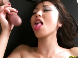 Sabby is one hard-cocked stud who loves screwing Exotic Marica Hase in her...