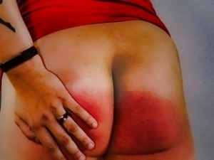 The Spanking Punishment of Jade