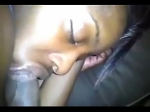 Trinidad Small Girl Sucking Dick While Sleeping