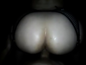Pov-style assfucking with fat penis that is hard