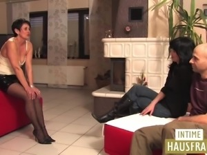 Die Sextrainerin  das naechste Paar