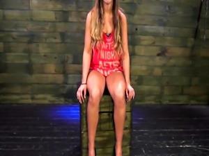 Hot anal slave and bondage gangbang wilderness Last night  Kaylee Bank