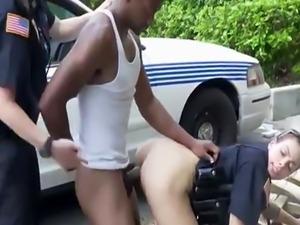 Police femdom interracially doggystyled
