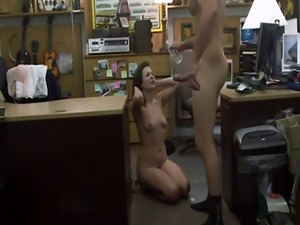 Big toy orgasm hd first time Customer's Wife Wants The D!