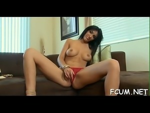 Dude&#039_s jock makes hot bitch cum