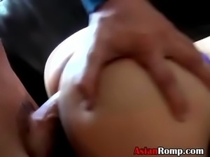 Hot Asian Ex Girlfriend Kelly Kitty Taking Facial Point Of View