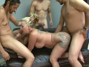 Joclyn Stone is truly insatiable and she is focused on having a good fuck