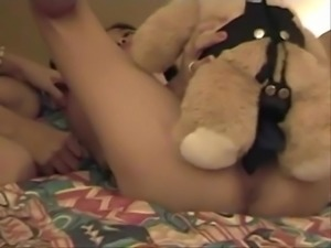Alma and her Bear