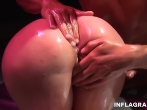 Czech this Lubed Mom