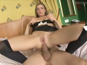 Anal Sex With Latina Maid