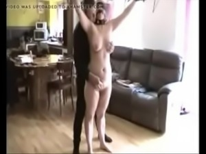 Wet amateur slut has fun at - dirtycams666.com