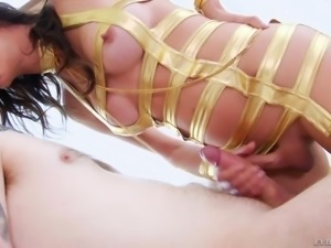 Kai Bailey is a hot chick with a dick and she likes to have sex on camera