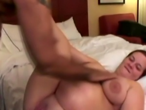 Big tit pregnant brunette woman gets her pussy banged by horny doctor