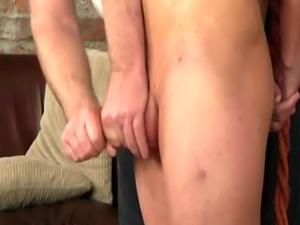 Nipples men gay Casper has never had his prick edged before