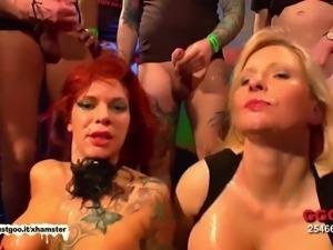 Big Boobs Duo cum fest -  German Goo Girls