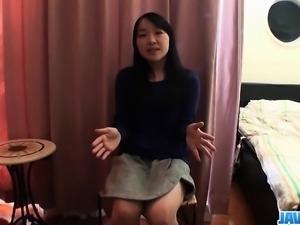 Amateur, Mayu Kudo, gets fucked in rough ways