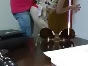 ofiste fena vuruyor