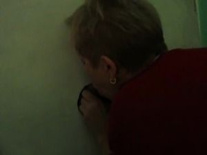 Aunt Sue gloryhole