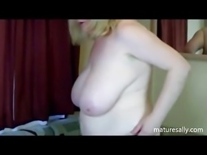 One of my first arse and pussy videos