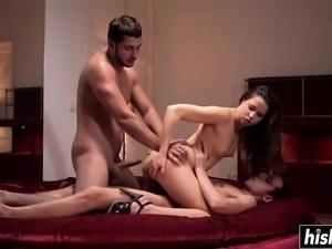Taissia Shanti got her ass licked