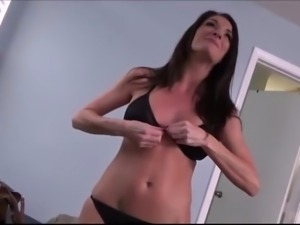 Hot MILF brunette willing to be fucked hard