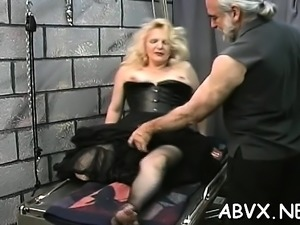 Top fetish slavery porn with girls on fire addicted to cock