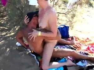 my wife fucked between dunes