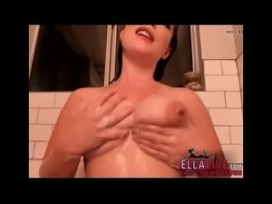 Big Booty Pawg Hard Spanking awesome tits - EllaLive.com