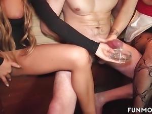 Amateur German Milfs Public Orgy