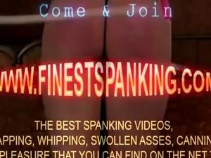 Sweet Girls spanking compilation