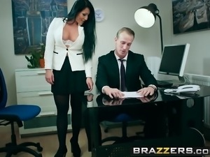 Brazzers - Big Tits at Work -  Take Your Teen