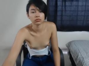 Tiny Tits Puffy Nipples 3