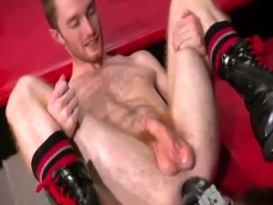 Cowboy men naked and fisting fucking old gay first time Seamus O'R