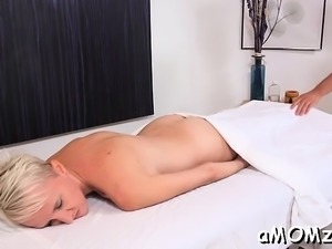 Hawt mom welcomes hard dick to come into her soaking snatch