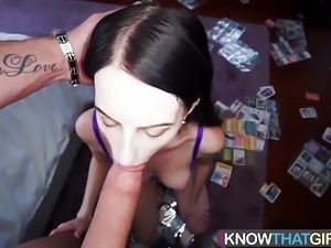 I Know That Girl - Alex Harper - Babes Pussy Pounded By Angr