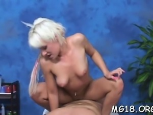 Men like gripping massage
