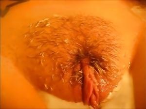Haariges Loch sucht Schwanz