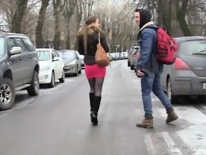 Amateur Fucking Video With a Random Russian Babe
