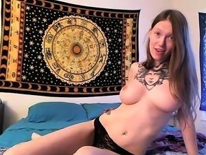 Amateur Russian Teen Masturbation