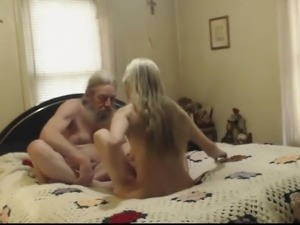 Grandpa and Grandma having Sexual Intercourse