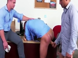 Straight guy sucked off on hidden cam gay first time Earn That Bonus