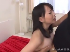 busty slut sucks dick and gets nailed