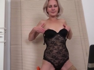 Have you ever fantasized about fucking an older women? Can't blame you. Older...