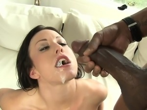 Dina pearl interacial threesome dp double anal rare