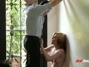 Jessica Rex has a blast while being fucked hard by a lover