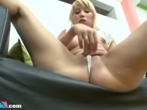 A sexy T-girl wants me to suck her cock and fuck her
