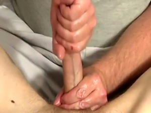 Young handsome gay emo fucking A Huge Load Stroked Out!