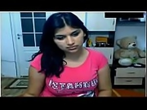 Indian Wife Cums On Webcam And Shows Her Boobs