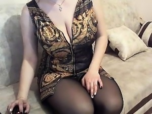 Big Boobs milf stepmom invites her